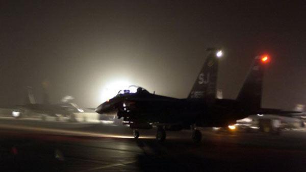 US kills 11 al-Qaeda operatives in Syria