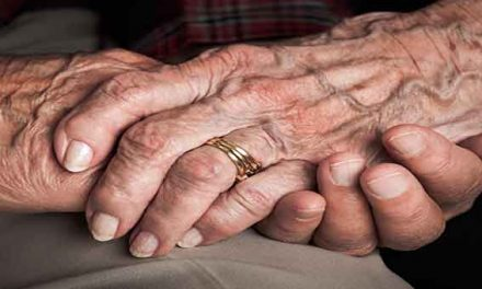 100-year-old couple on being married for 78 years