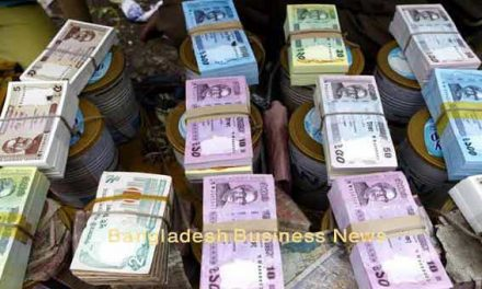 Bangladesh Taka depreciates 3 paisa against US$