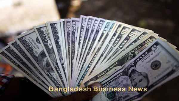 Bangladesh Taka depreciates three poisha more against US$