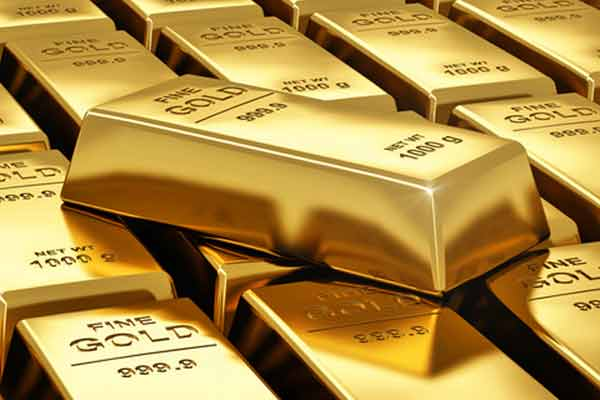 Gold prices fall as risk recovery boosts bond yields