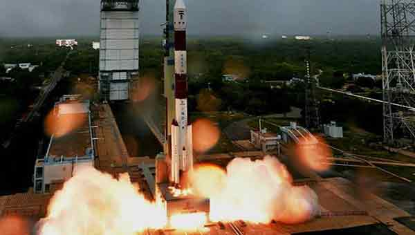 India launches record 104 satellites