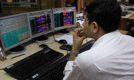Sensex plunges 216 points