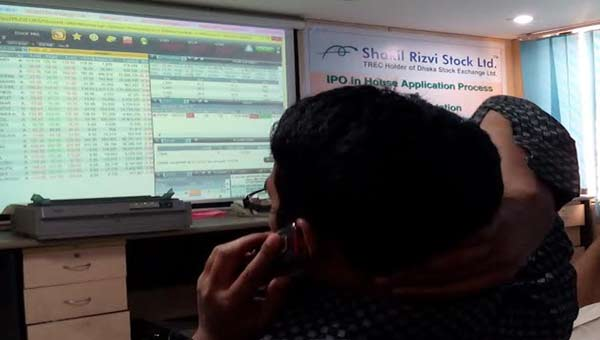 Bangladesh stocks falling as investors selling mode