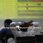 Bangladesh's stocks break 4-week gaining streak