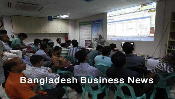 Bangladesh's stocks return to positive at midday