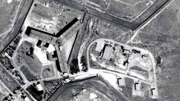 13,000 people hanged at Syria prison: Amnesty