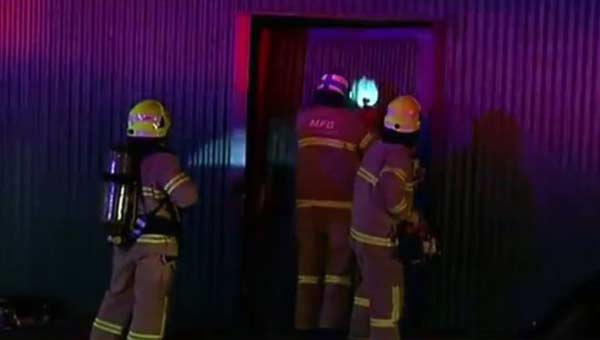 3 killed in fire at Australian factory