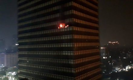 Investigations into Bangladesh Bank headquarters fire start