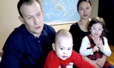 BBC dad and his family finally speak out: 'It was terribly cute'