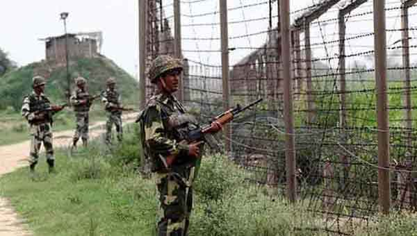 BSF discovers trans-border tunnel along Indo-Bangla border in Meghalaya