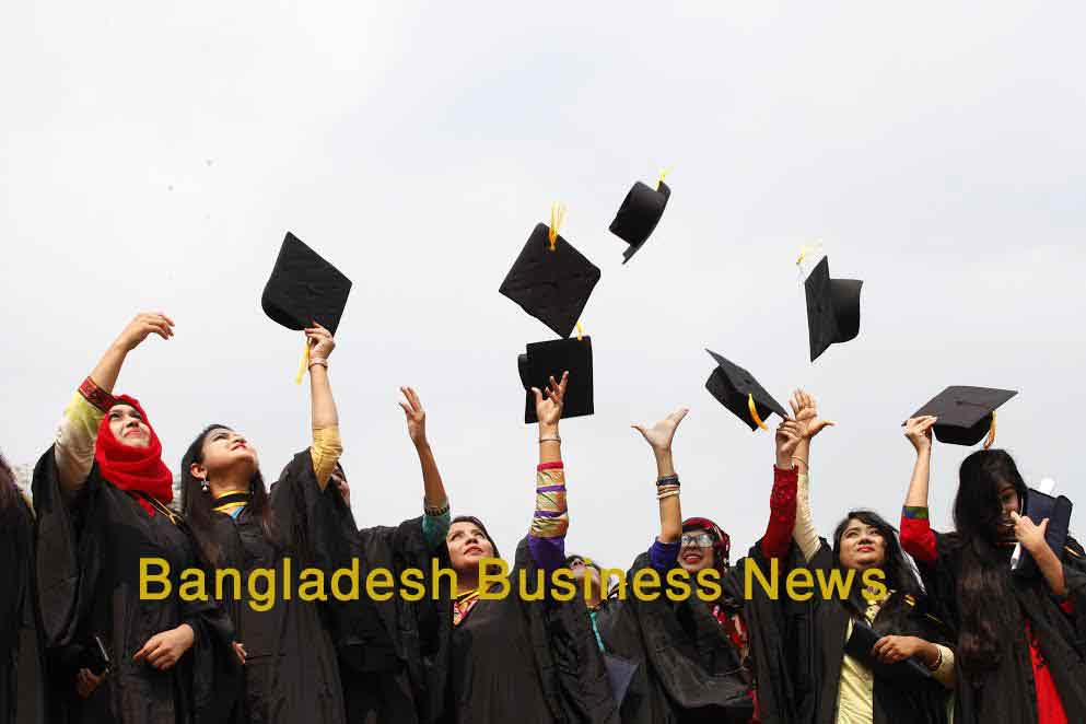 50th convocation of Dhaka University held in Bangladesh