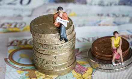 Unsureness among women about their earning power fuels gender pay gap