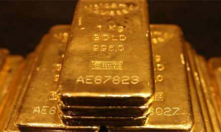 Gold dips in Asia in light regional data day, US eyed