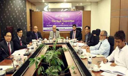 IBCF's 31st task committee meeting held