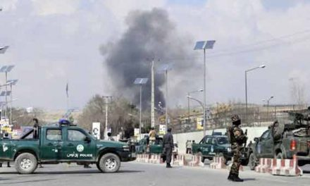 Afghanistan: IS gunmen dressed as medics kill 30 at Kabul military hospital