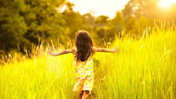 Kids who love nature and play outdoors more likely to protect environment
