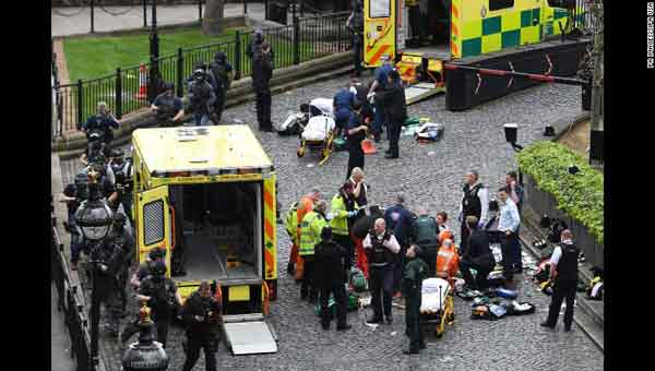 London attack: 7 arrests as police probe attacker's links