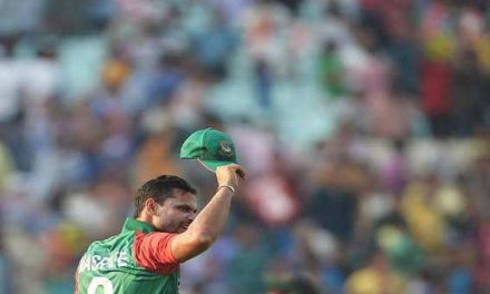 Mortaza urges Bangladesh to improve overseas record