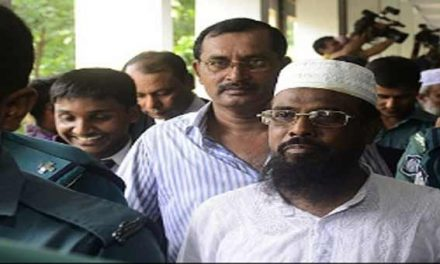 Bangladesh confirms death sentence for ex-Huji leader