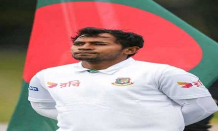 Missed an opportunity to draw the game: Mushfiqur Rahim