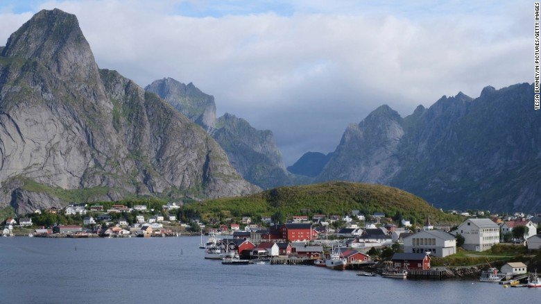 Norway is world's happiest country