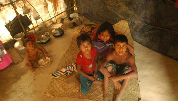 A fight to survive for Rohingya refugees in Bangladesh
