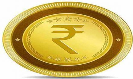 Indian rupee rides on GDP numbers, up 6 paisa in early trade