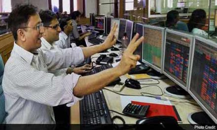 Sensex gains 114 points ahead of March F&O expiry