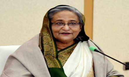 Bangladesh PM to visit India on April 7