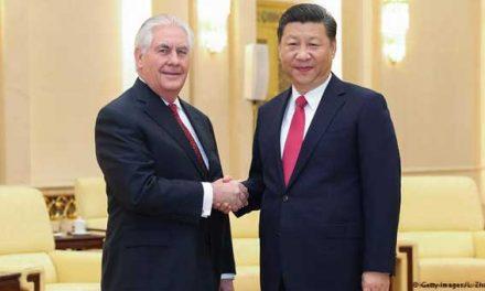Trump 'looks forward to visiting China'