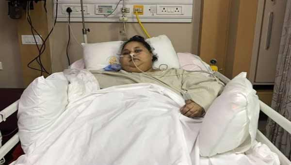 Weight-loss surgery for 500kg woman