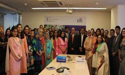 Citi Bangladesh observes International Women's Day 2017