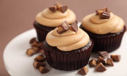Yummy-licious! Eggless coffee cupcakes