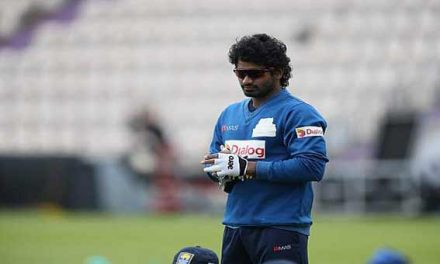 Injured Kusal Perera out of first two ODIs against Bangladesh