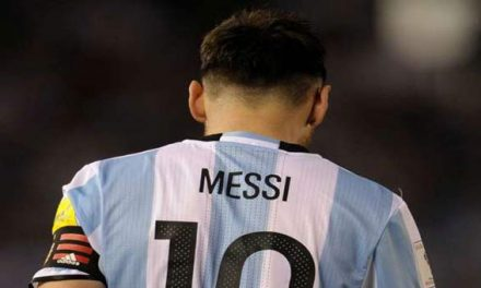 Insults were said to the air' – Messi protests Argentina ban