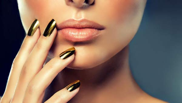 Coming soon, durable and potentially antibacterial nail colouring