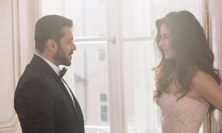 Salman, Katrina in first look from Tiger Zinda Hai