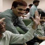 Indian Sensex surges 205 points