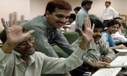 Sensex ends 106 points higher; ITC surges over 6pc