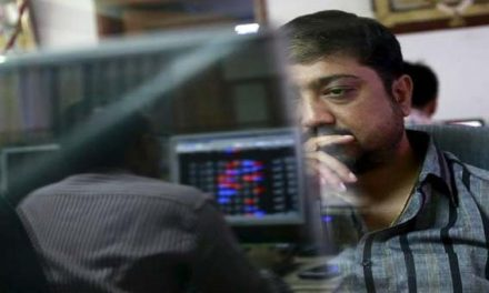 Sensex plunges 218 points on weak global cues