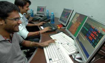 Sensex gains 150 points on positive global cues; metal, bank stocks shine