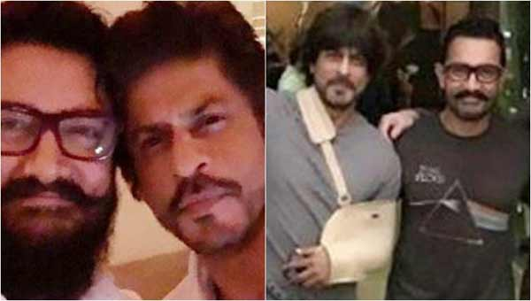 Aamir and I have not talked work for years: Shah Rukh Khan