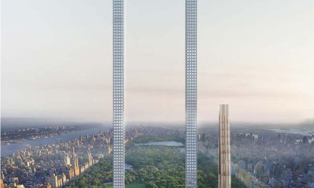 This U-shaped skyscraper could soon be the World's tallest building!