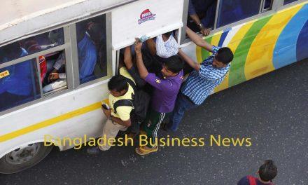 48-hr transport strike begins on Sunday in Bangladesh