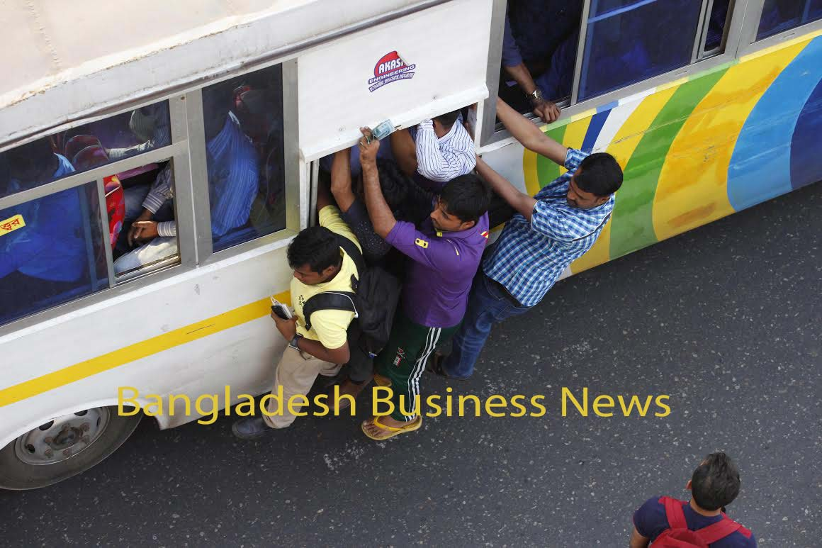 Transport strike in Bangladesh