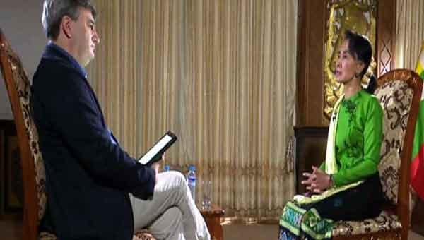 Suu Kyi denies Rohingya ethnic cleansing