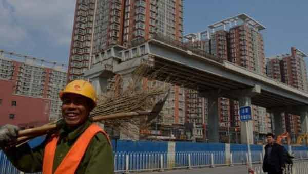 China first quarter growth hits 6.9pc