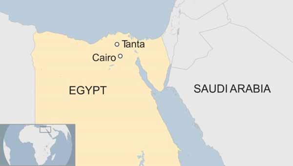 Egypt Coptic church blast 'kills at least 21' in Nile Delta