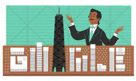 Google Doodle celebrates Bangladesh's architect FR Khan's birthday